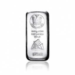 1kg Silber Fiji Münzbarren...