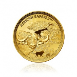5oz Gold African Safari...