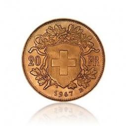 Vreneli Gold 20 Franken