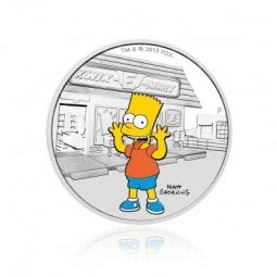 1oz Silber Bart Simpson...