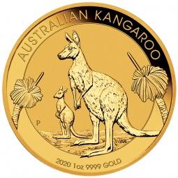1 Unze Gold Känguru 2020