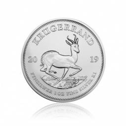 1 Unze Silber Krügerrand 2020
