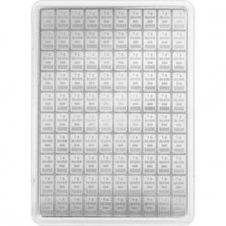 100g Silber Tafelbarren...