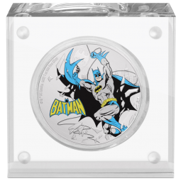 Batman Justice League 1oz...