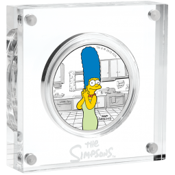 1oz Silber Marge Simpson...