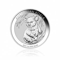 1 Unze Silber Koala 2019