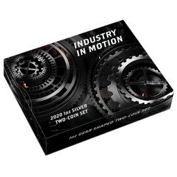 Industry in Motion - Satz -...