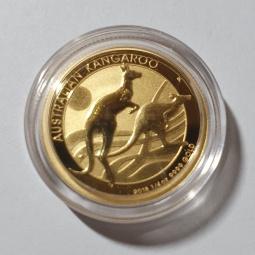1/4 Unze Gold Känguru...