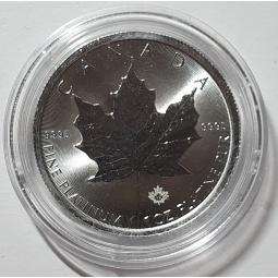 1 Unze Platin Maple Leaf...