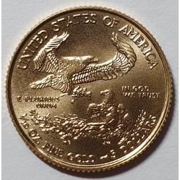 1/10 Unze Gold American...