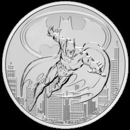 Batman 1oz Silber