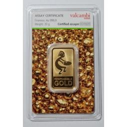 20 g Goldbarren...