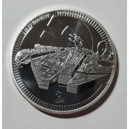 1oz Silber Star Wars -...