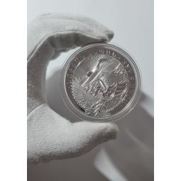 5 Unze Silber Arche Noah 2021